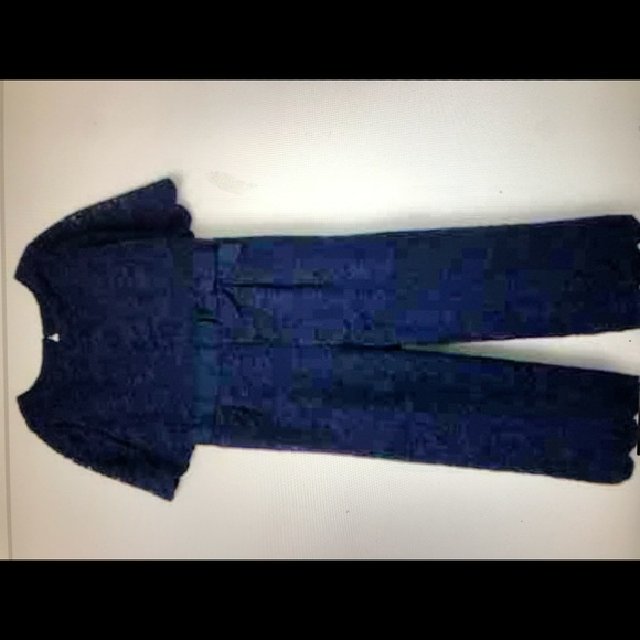 Janie and Jack Other - Janie and Jack Jumpsuit Romper size 8